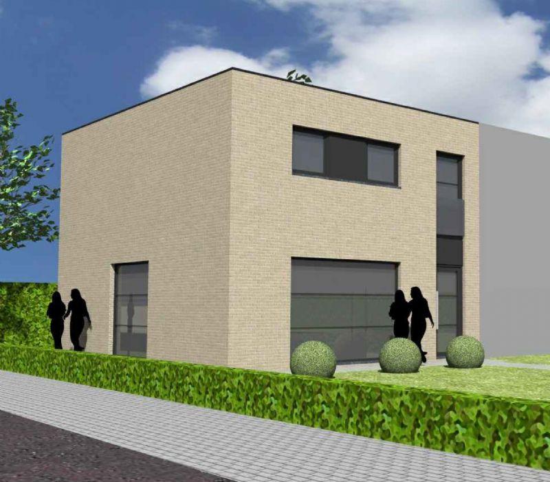 Moderne woning - Plat dak - MP20
