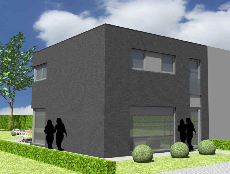 Moderne woning - Plat dak - MP19